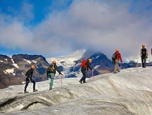 전일 빙하하이킹 모험 | 스카프타펠 출발