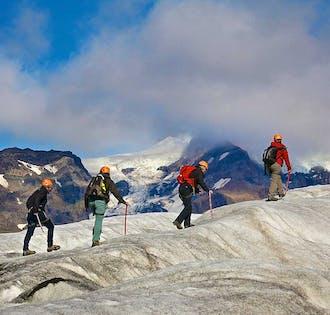 Passeggiata sul ghiacciaio | Partenza da Skaftafell