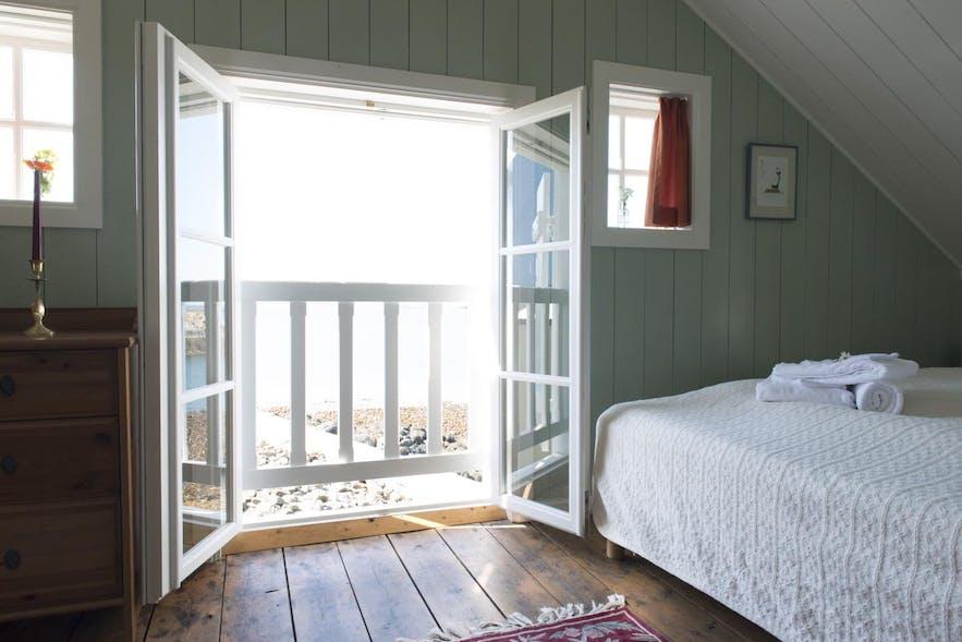 冰岛酒店Hotel Flatey干净的房间