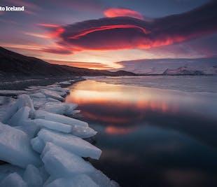 10-дневный зимний автотур | Кольцевая дорога Исландии