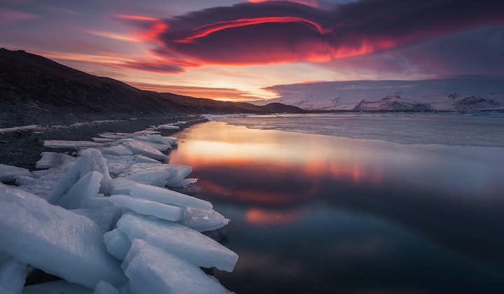 ขับรถเที่ยวเองดูแสงเหนือ 10 วัน   วงกลมไอซ์แลนด์