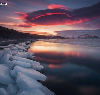 10 dni, samodzielna podróż | Zimą dookoła Islandii