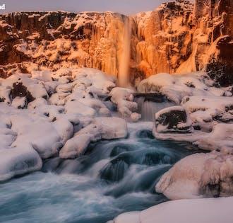 Tour autonomo invernale di 10 giorni | Snaefellsnes, Aurora Boreale e la costa meridionale