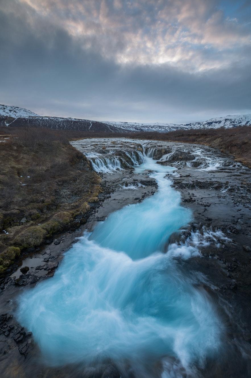 冰島Bruarfoss