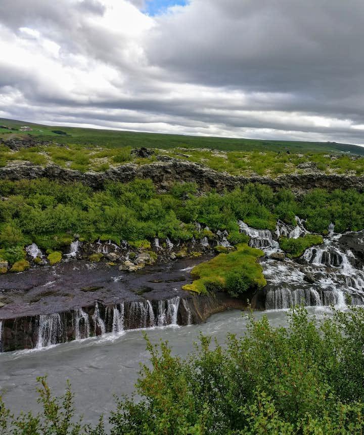 フロインフォッサルの滝