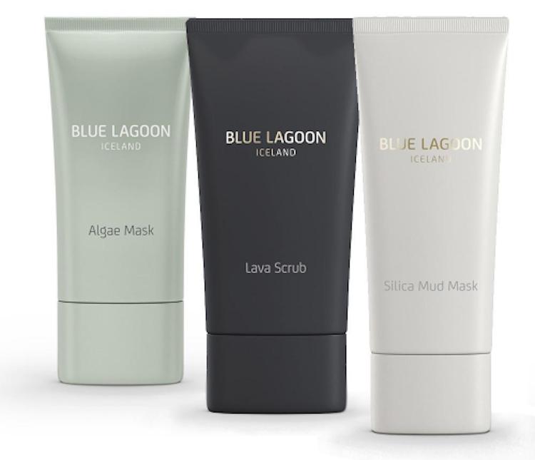Blue Lagoon Hautpflegeprodukte