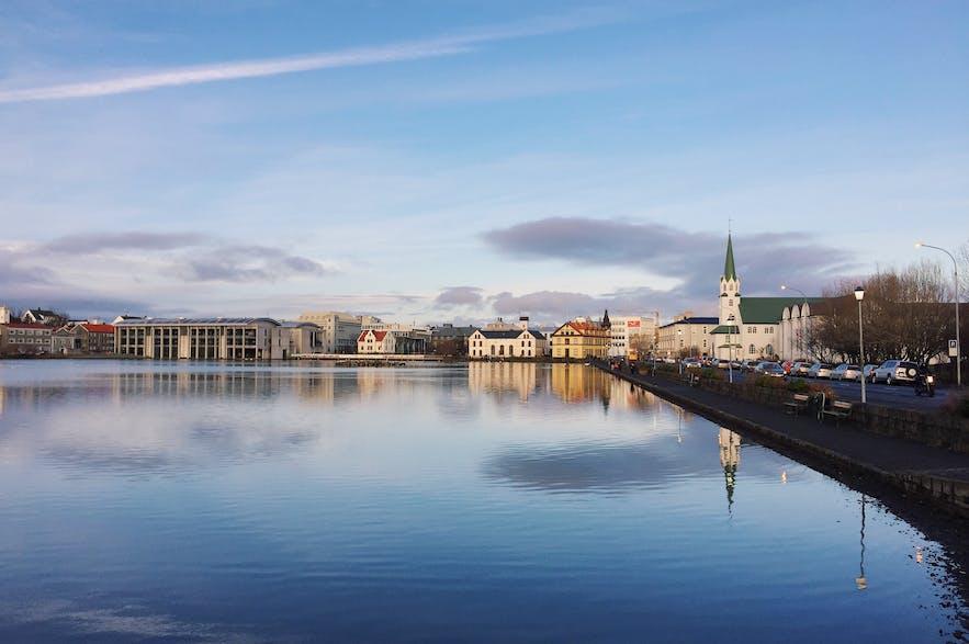 Reykjavík in summer