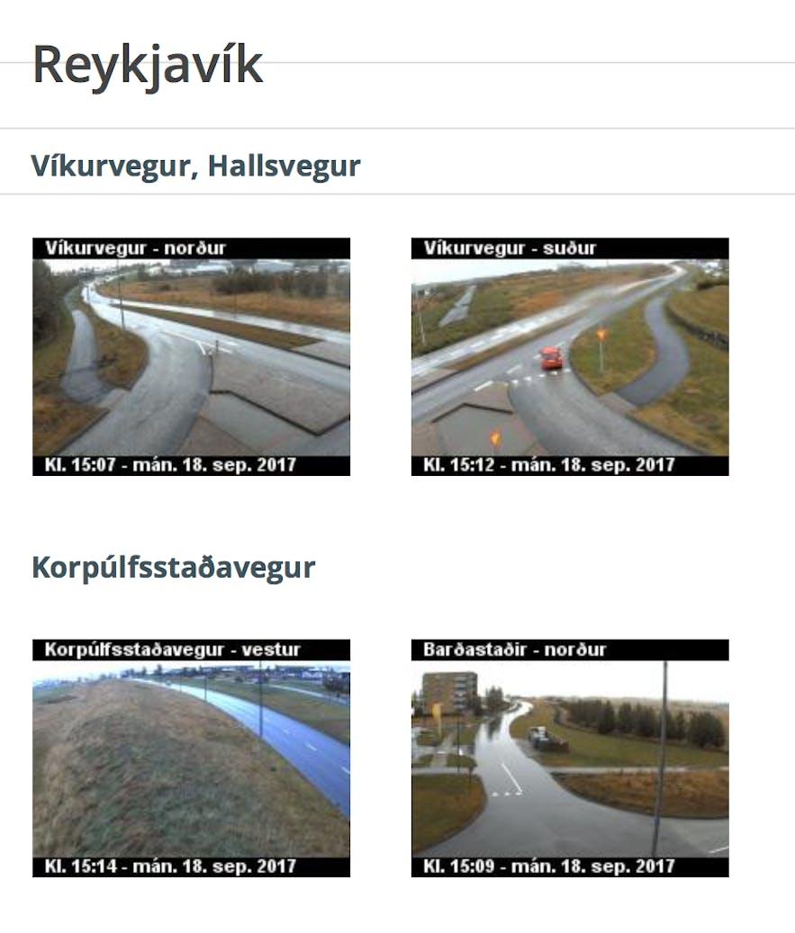 冰島測速照相