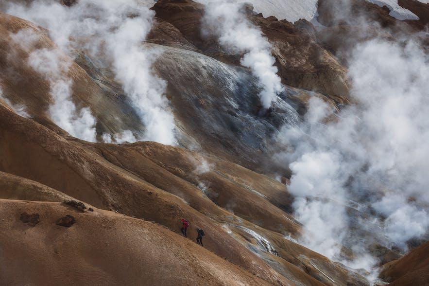 冰島中央高地地區