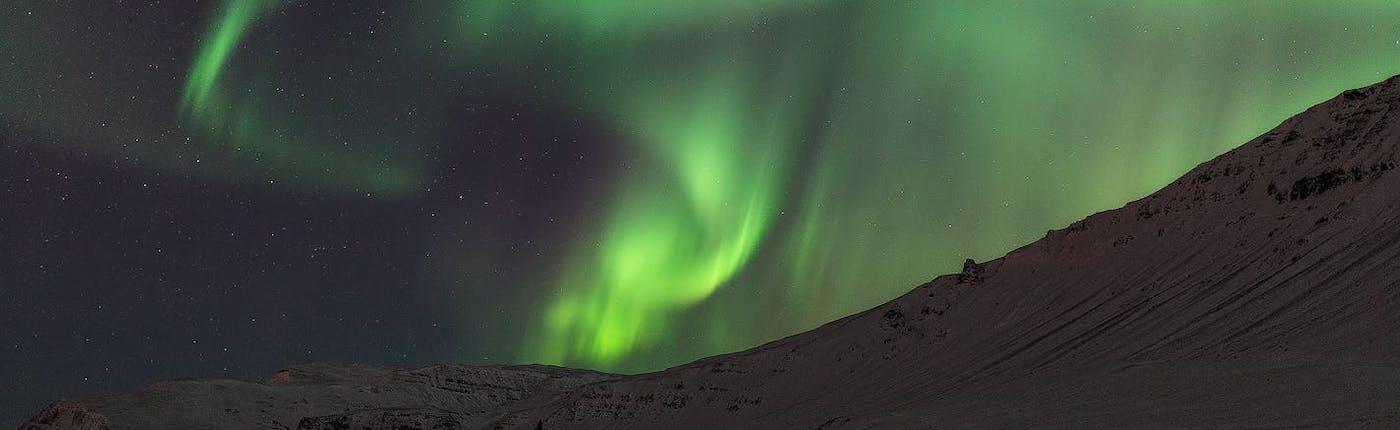 来冰岛看北极光 | 最佳季节、最佳时间和最佳地点