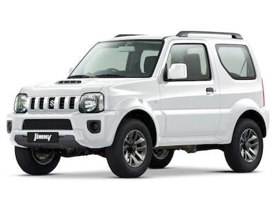 Suzuki Jimny mit Dachzelt 2013