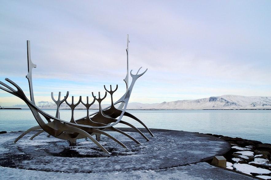 冰島太陽航行者,Sólfarið - The Sun Voyager