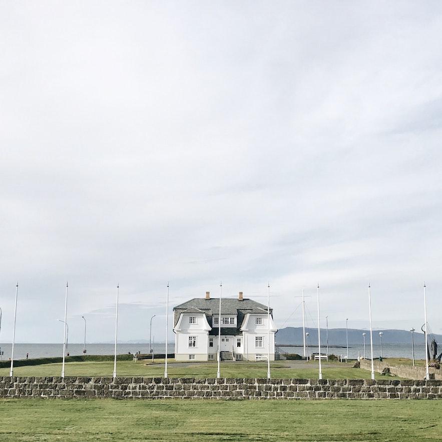 Höfði 冰島小白宮