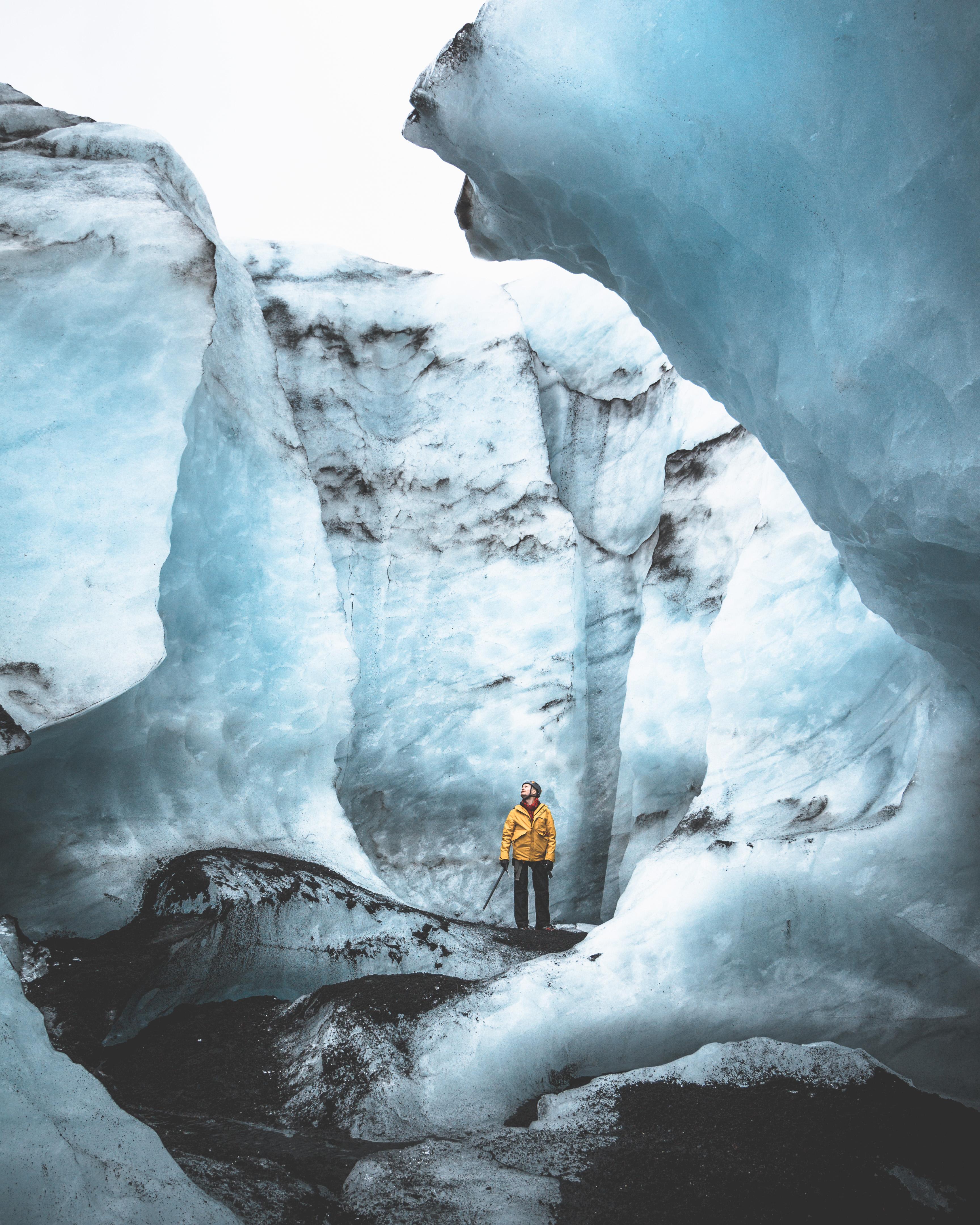 Południowe wybrzeże | Wędrówka po lodowcu, centrum LAVA, wodospady i plaże