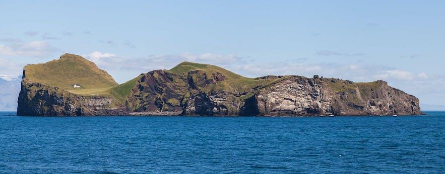 Elliðaey Island, part of Vestmannaeyjar
