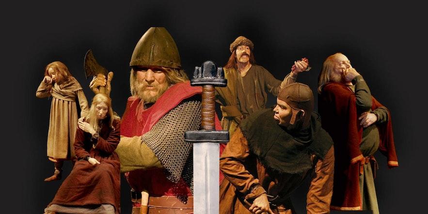 冰島雷克雅維克薩迦傳奇博物館Saga Museum