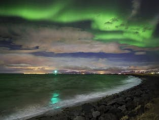 The Elusive Northern Lights   Guided Tour