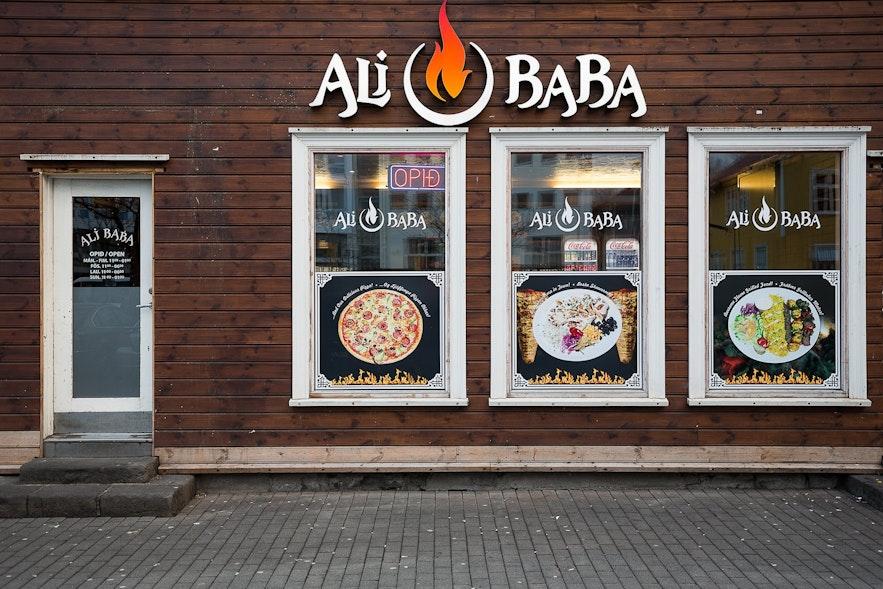 冰島Kebab 土耳其烤肉