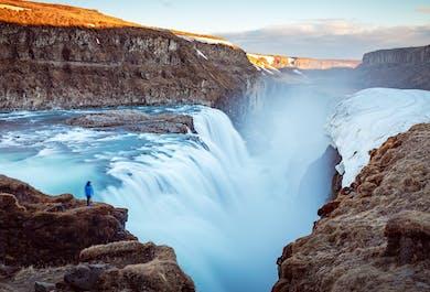 The Golden Circle Day Tour   Gullfoss Waterfall, Geysir Hot Spring & Thingvellir National Park