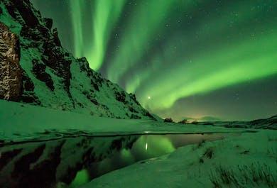Polowanie na zorzę polarną - wybierz się na południowe wybrzeże