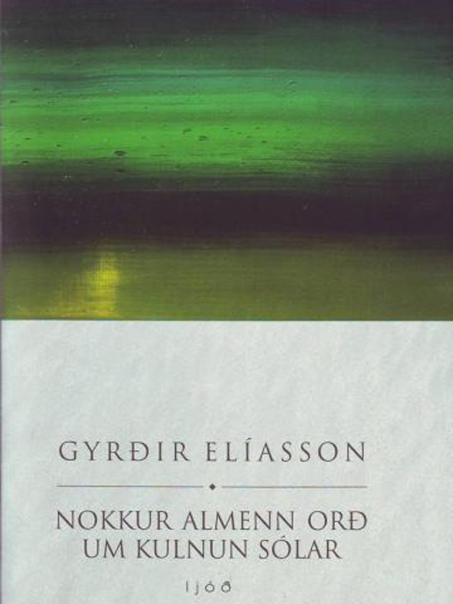 Elíasson's largest collection of poetry