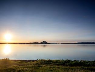Minibus-Tour zu Mývatn und Góðafoss | für Kreuzfahrer
