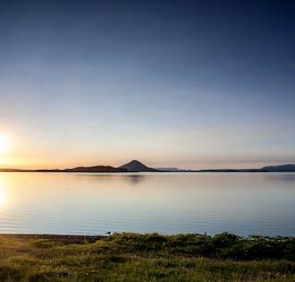 Lake Myvatn Minibus Tour from Akureyri Port