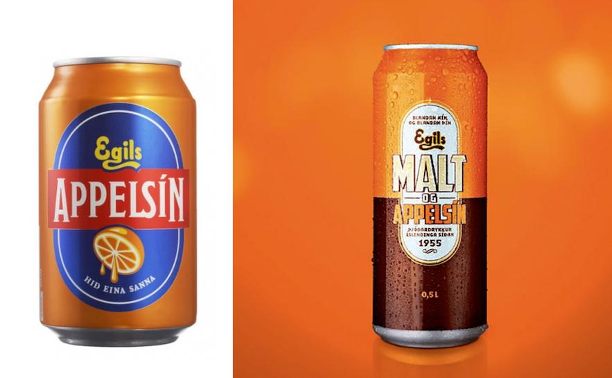 冰島汽水 Appelsin