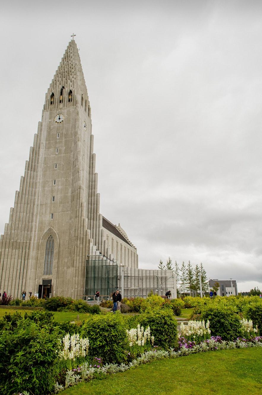 Hallgrímskirkja - Église luthérienne