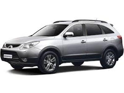 Hyundai IX55 7 Seater Veracruz 4X4 Auto 2012