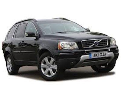 Volvo XC90 2.4d Auto Luxury 4x4 Free GPS /4G Wifi box 2006