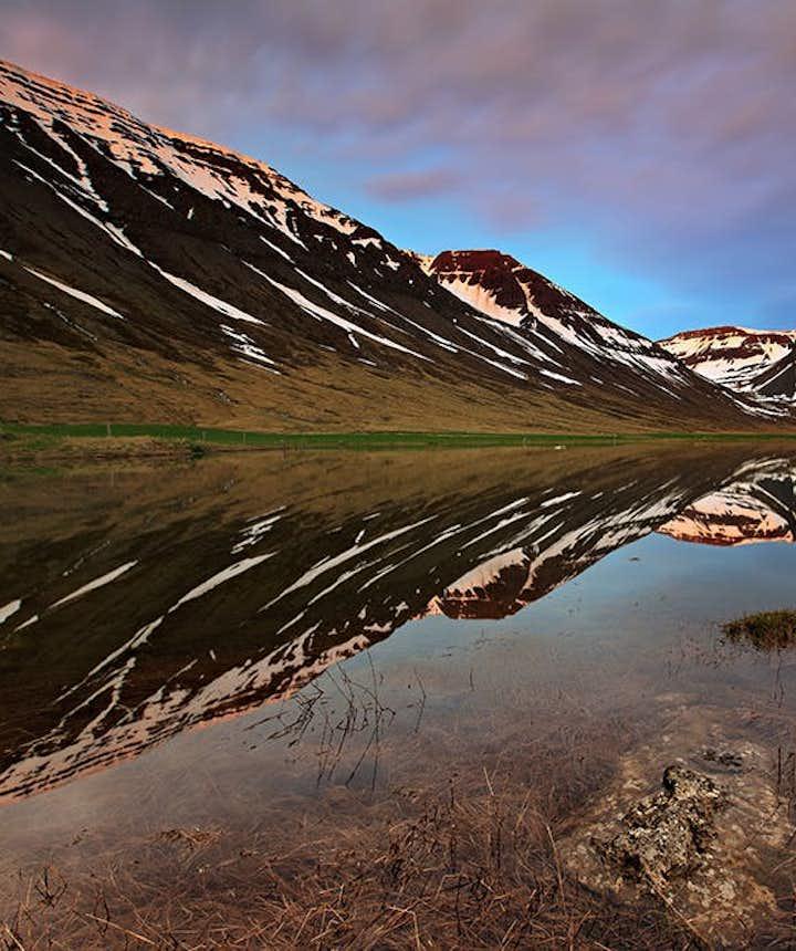 冰岛的西峡湾|二号环岛公路上的世外桃源