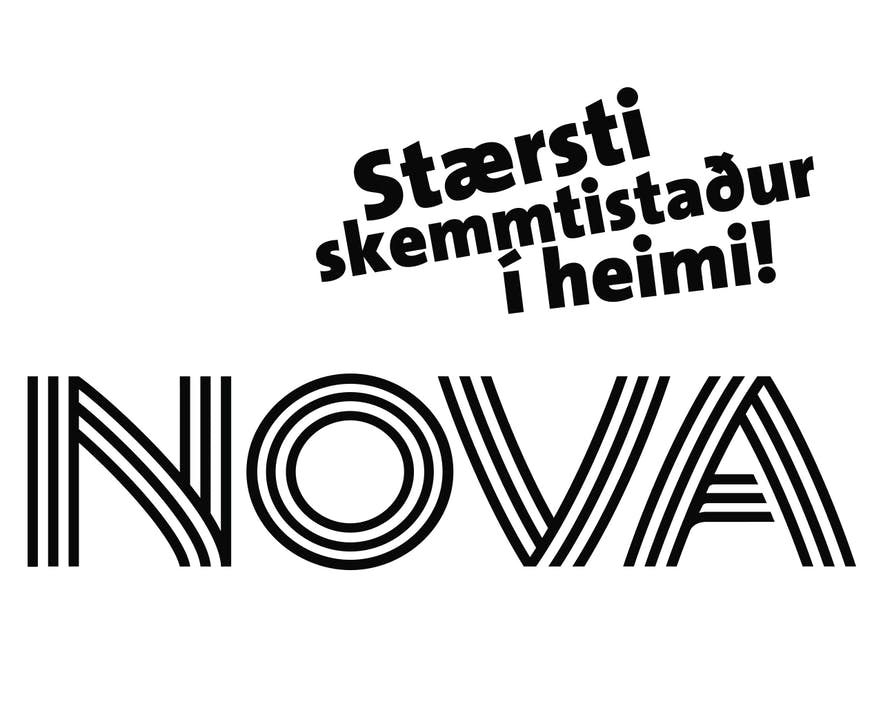 冰島本地電話公司 NOVA