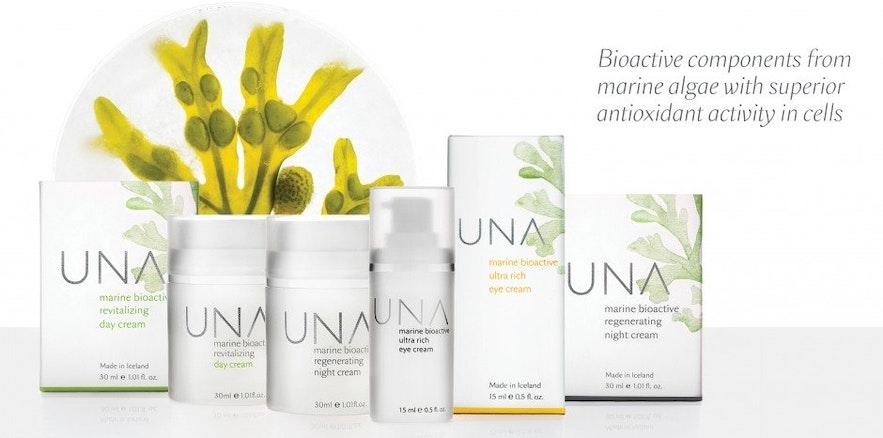 冰島護膚品牌Una