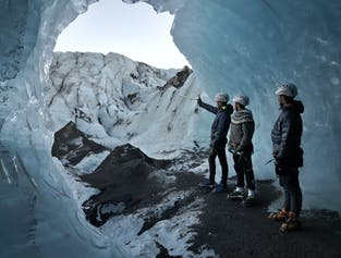 South Iceland Waterfalls & Glacier Hiking Adventure   Day Tour