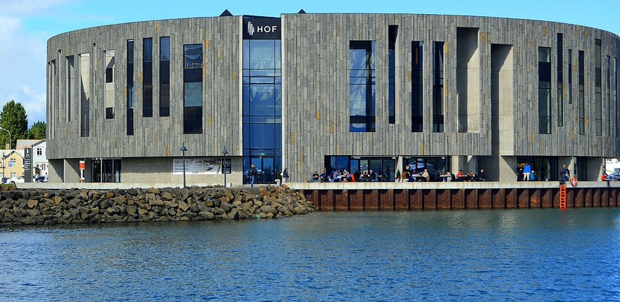 Hof, Akureyri's Cultural and Conference centre