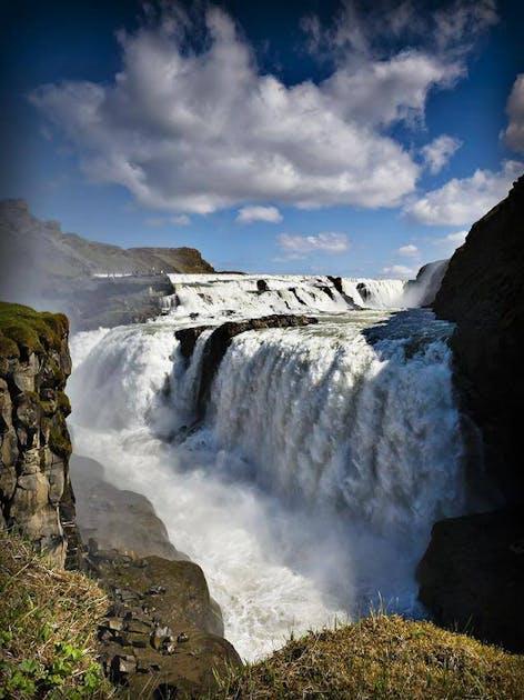The Golden Circle Day Tour Gullfoss Waterfall Geysir
