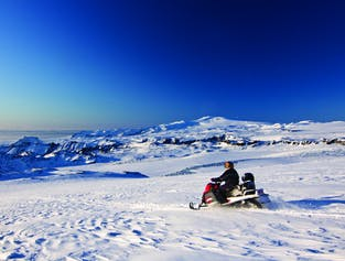 South Iceland & Snowmobile Adventure | Day Tour
