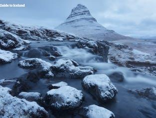 겨울 6일 렌트카 여행 패키지|아이슬란드 스나이펠스네스 & 골든써클 투어