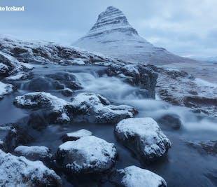 Viaje de 6 días a tu aire en invierno | La península de Snæfellsnes y el Círculo Dorado