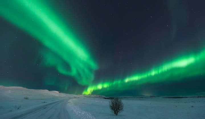 8-tägige Mietwagen-Winterreise   Nordlichter in Süd- und Westisland