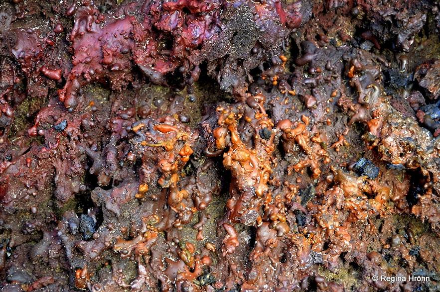 Gjástykki lava field