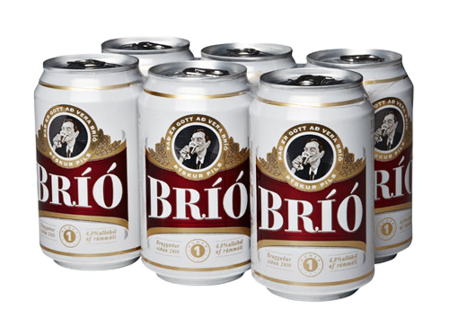 Brío is a very popular staple in most bars