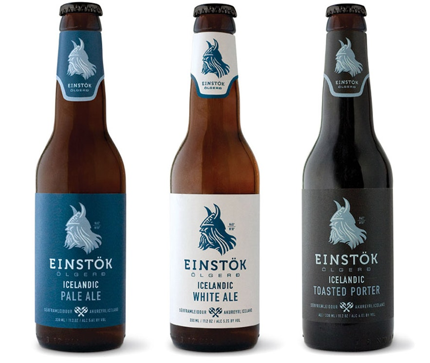 Einstök is renowned for the work put into every beer.