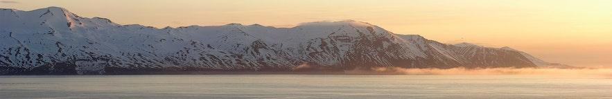 冰島北部 Skjalfandi