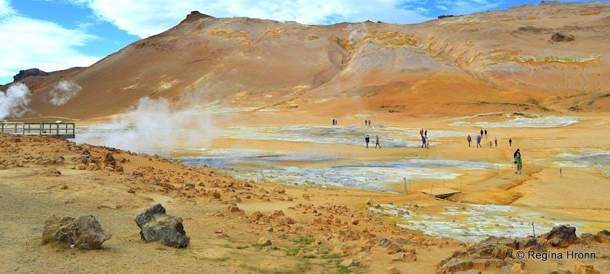 Resultado de imagen para Monte Namafjall (Islandia)