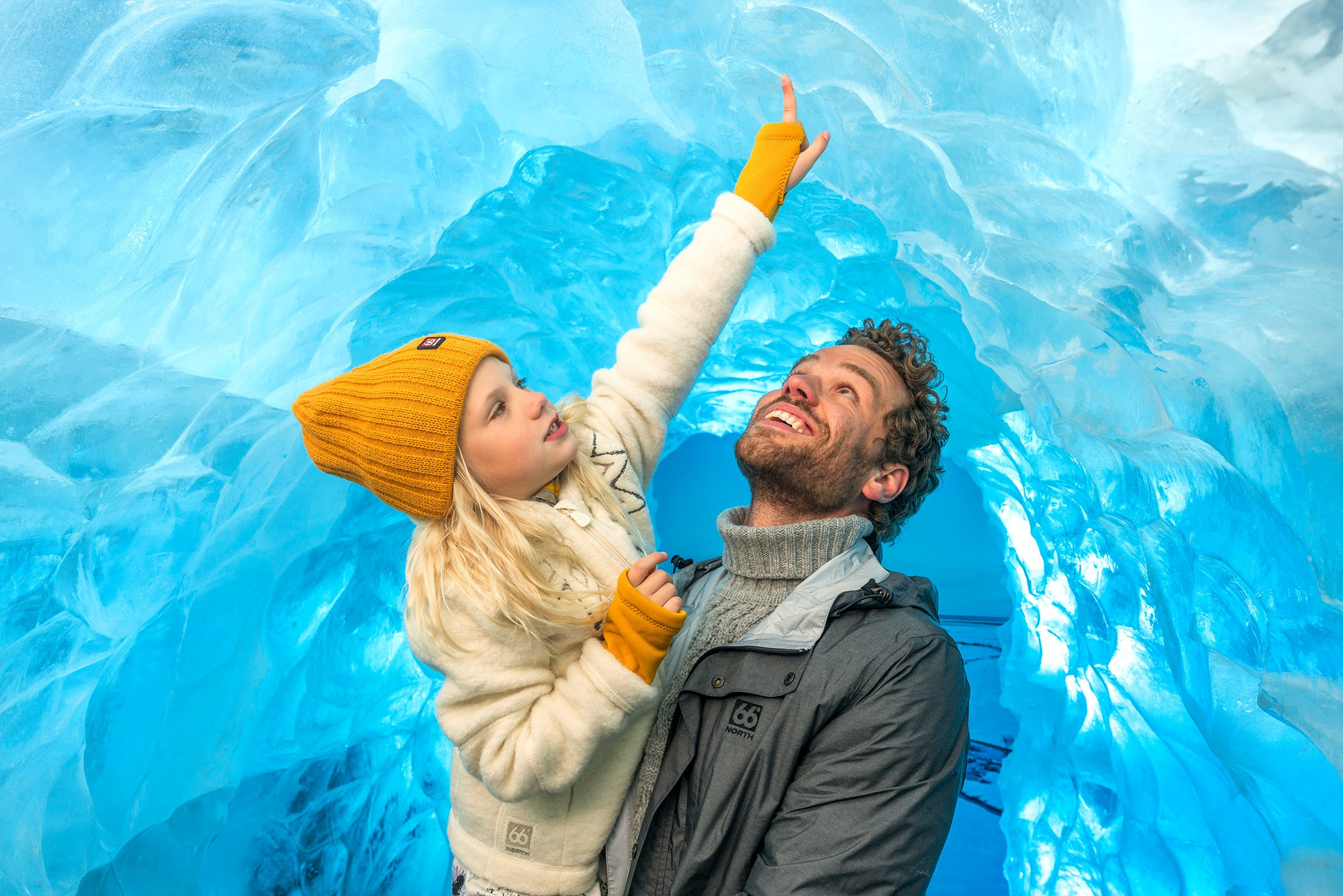 The Perlan Museum Glacier & Ice Cave Exhibition is an exciting activity for the whole family!