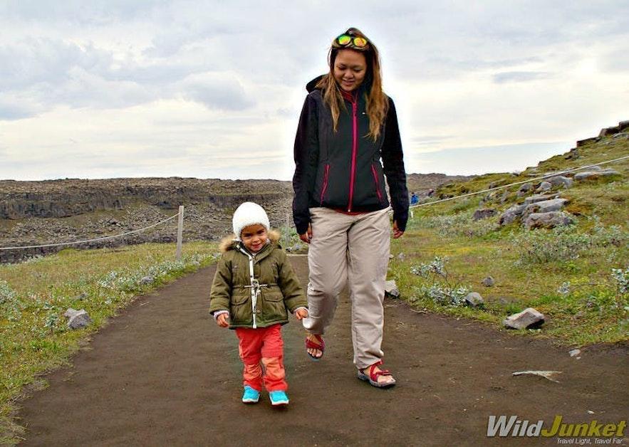 iceland family travel
