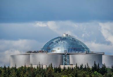 Reykjavik Observation Deck | Perlan Museum 360° Viewing Platform