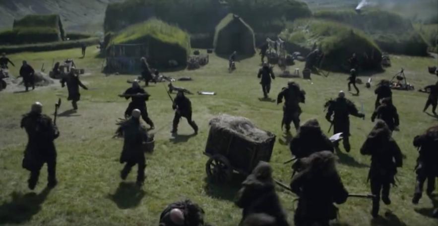 冰島維京部落